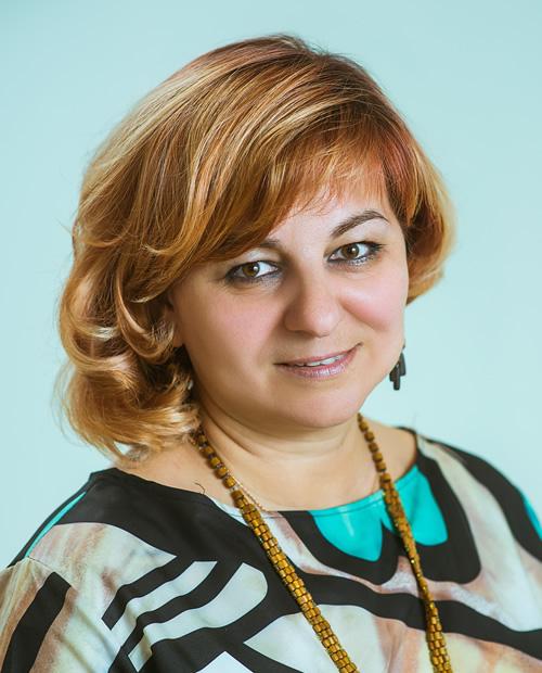 Долгих Елена Александровна