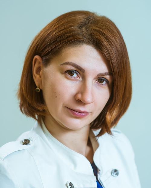 Вавилкина Евгения Владимировна