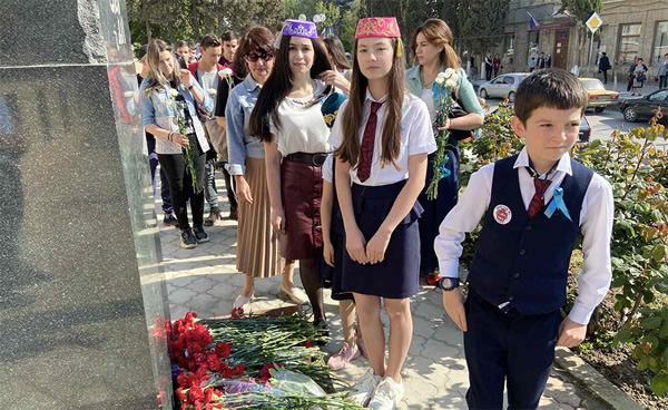 День памяти жертв депортации